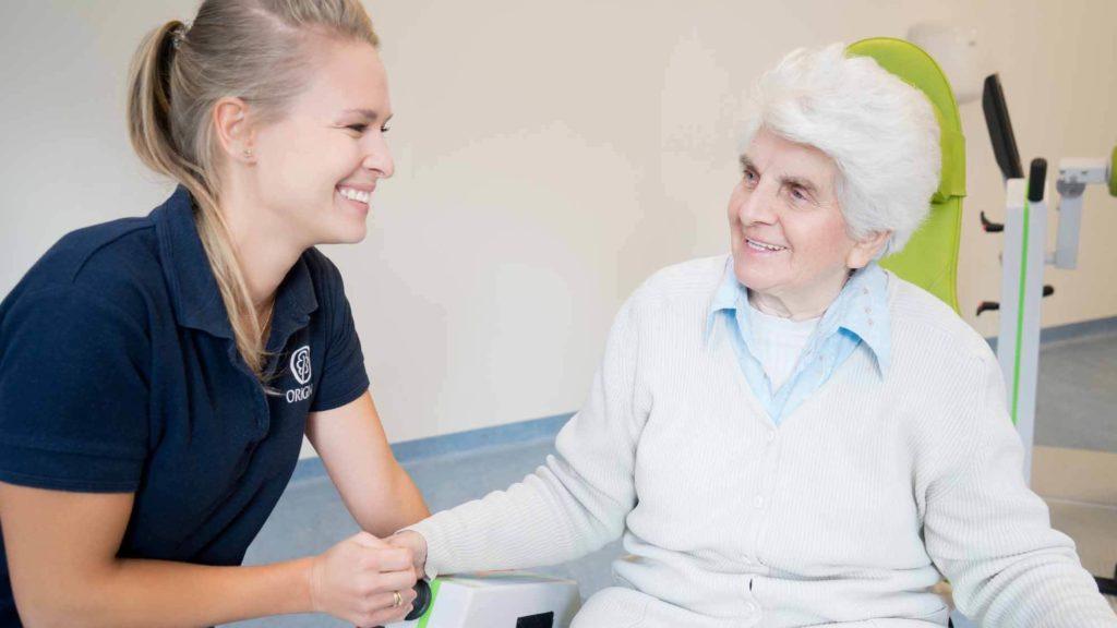Rehabilitacja i opieka senioralna Origin