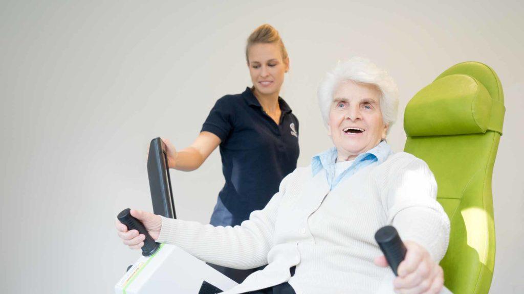 ORIGIN ReVital - kompleksowy program aktywizacji, połączony z szeregiem zabiegów zdrowotnych i zajęć indywidualnych.