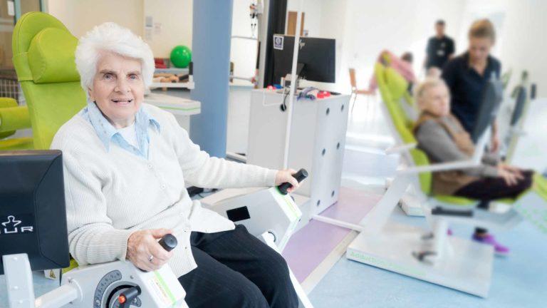 aktywna rehabilitacja dla seniorów w otwocku