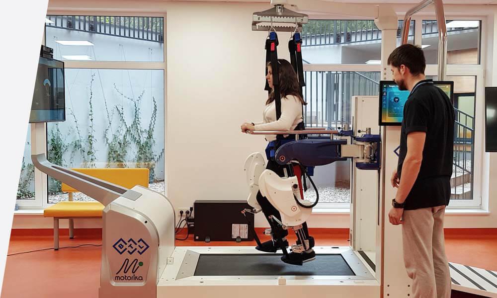 Rehabilitacja robotyczna