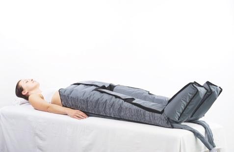 fizykoterapia - pneumatyczny drenaż limfatyczny