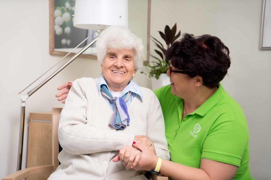 Program kompleksowej pomocy w demencji spowodowanej chorobą Alzheimera i innymi chorobami mózgu.