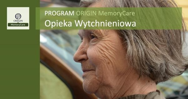 Opieka wytchnieniowa w Centrum ORIGIN Otwock
