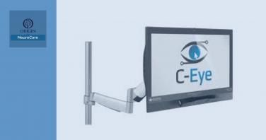 C-EYE - Komunikacja Wzorkiem rehabilitacja