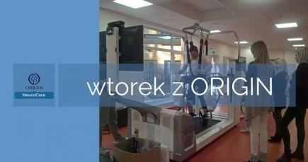 Pierwsi pacjenci w Centrum rehabilitacji Origin Otwock