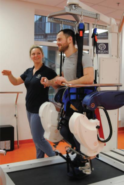 Centrum Origin Otwock, rehabilitacja neurologiczna i ortopedyczna