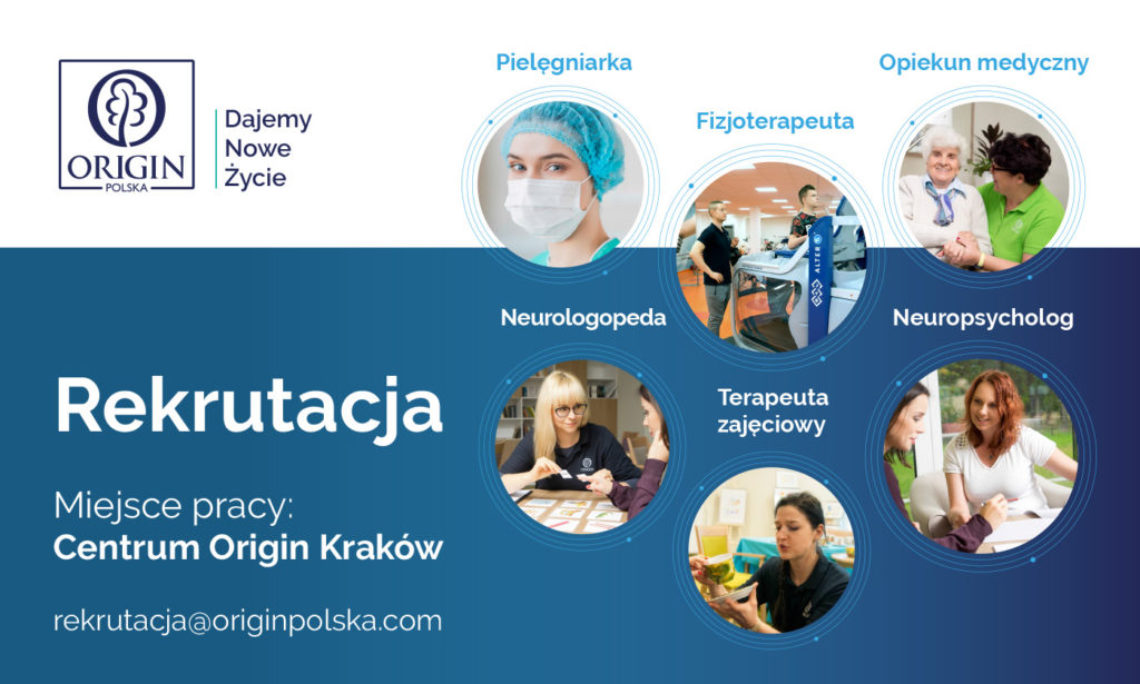 Rekrutacja Centrum Origin Kraków